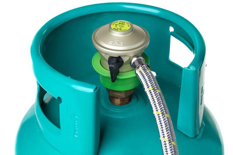 Redutores de Gas Kit completo e novo