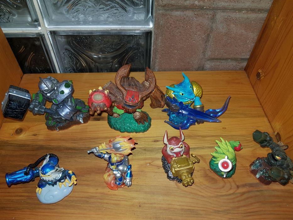 Minha coleção Skylanders
