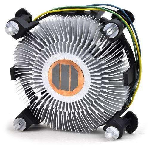 cooler intel box cu baza de cupru socket 1150, 1151, 1155, 1156