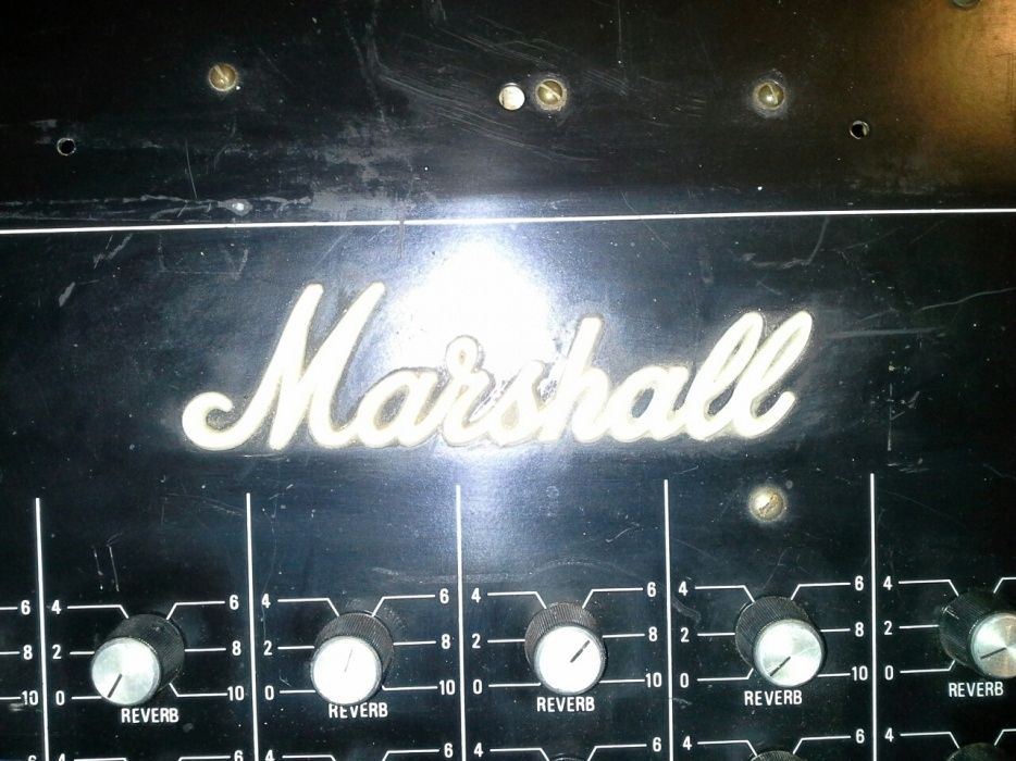 Миксер Marshall Eight Channel Mixer