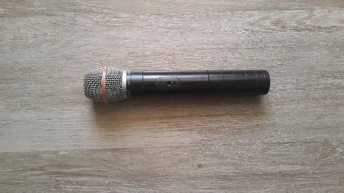 Microfon Shure 89c wireless