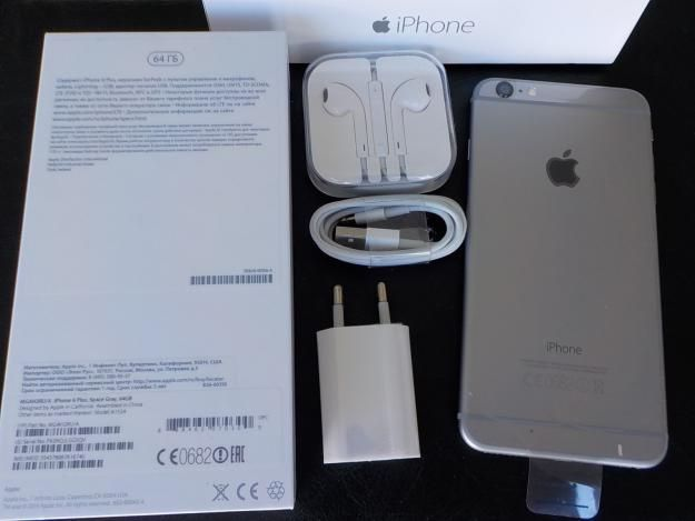 Iphone 6 plus novo celado na caixa