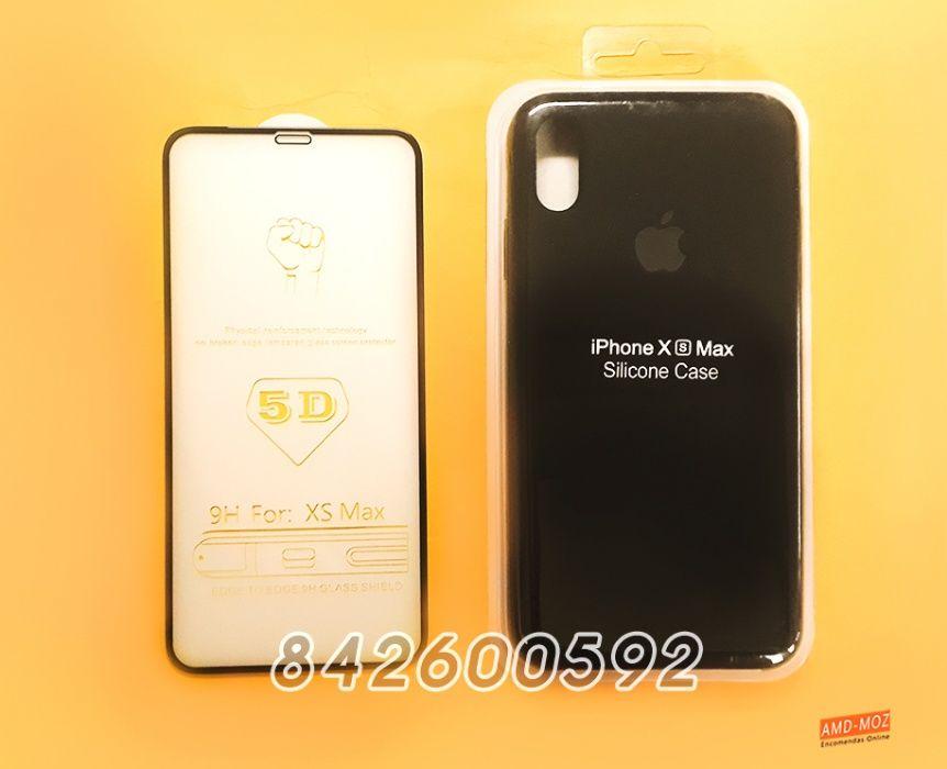 Maxima proteção para iPhones X,Xs,X Max, Xs Max