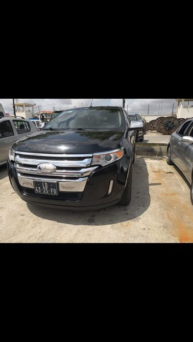 Ford EDGE a venda da