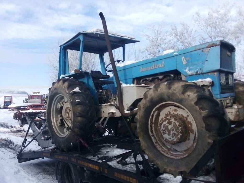Dezmembrez Tractor Landini 9500 cu Încărcător Frontal