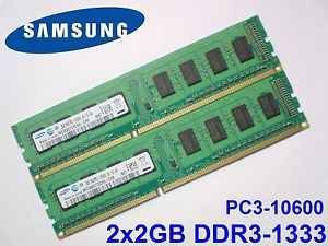 Memorie RAM Calculator DDR3 4Gb set