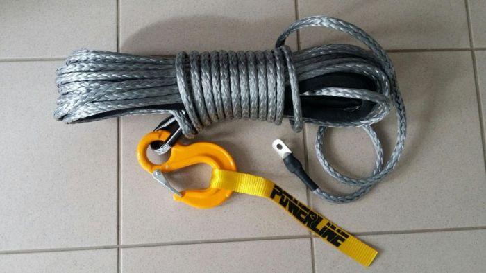 Sufa , cablu ,plasma sintetica troliu 10mm