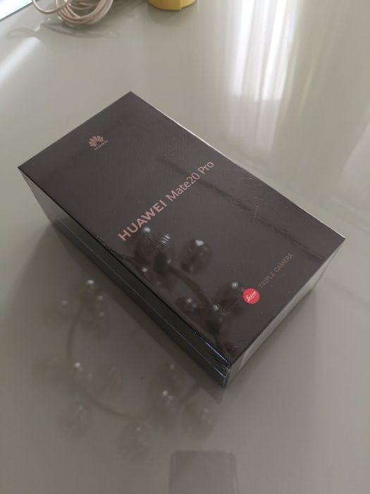Huawei mate 20 pro 128Gb: Selado novo na caixa e com todos acessórios