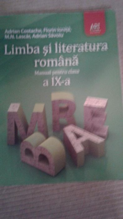 manuale cl IX