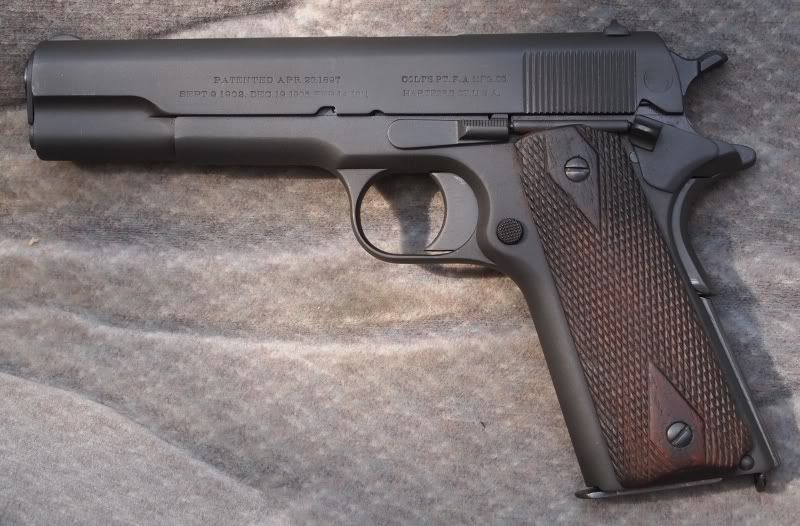 Pistol Spring UMAREX + 500 bile CADOU ARC Airsoft Colt 1911 FULL METAL