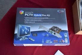 Placa Adapatador Decodificador Pinnacle PCTV Sat Pro USB 2.0
