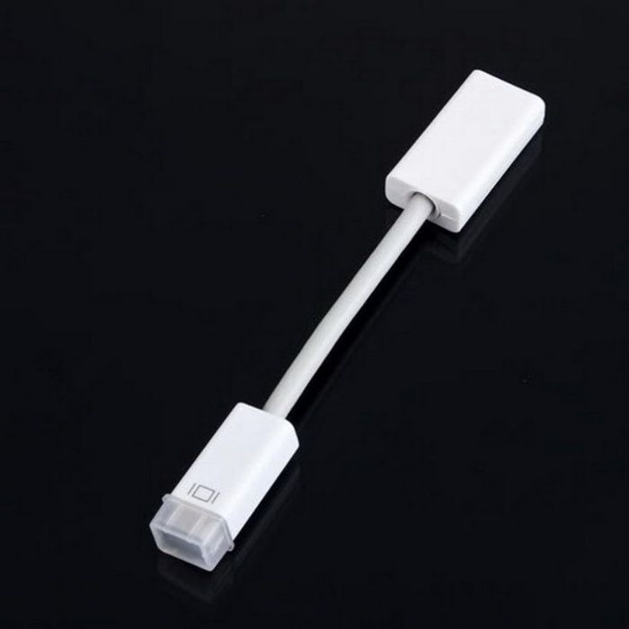 Adaptor Mini DVI la HDMI cablu adaptor pt Apple Macbook / iMac FullHD