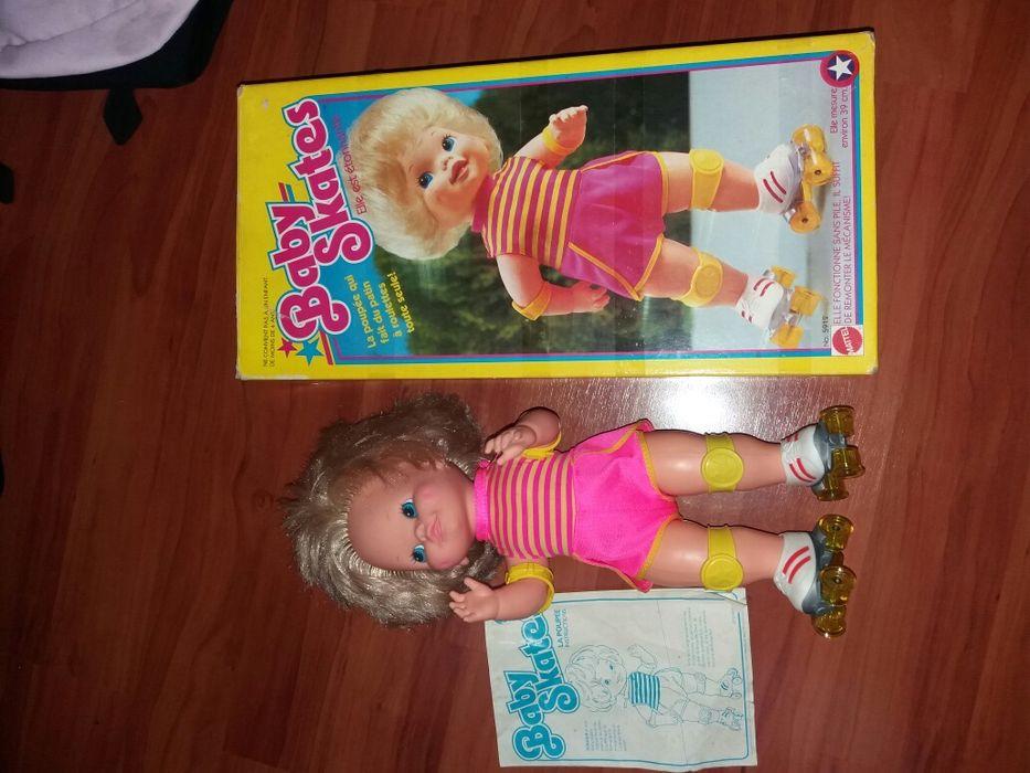 Papusa jucarie veche vintage colectie Mattel 1982