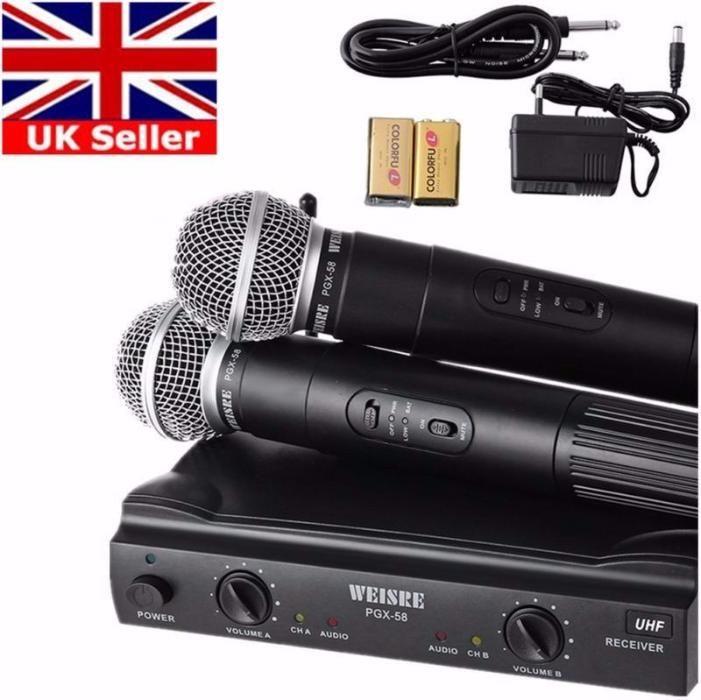 Microfoane Wireless Weiser PRO event microfon set fara fir