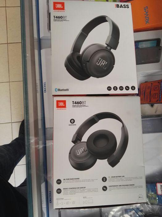 Headphones JBL by harman T460BT Novo na caixa
