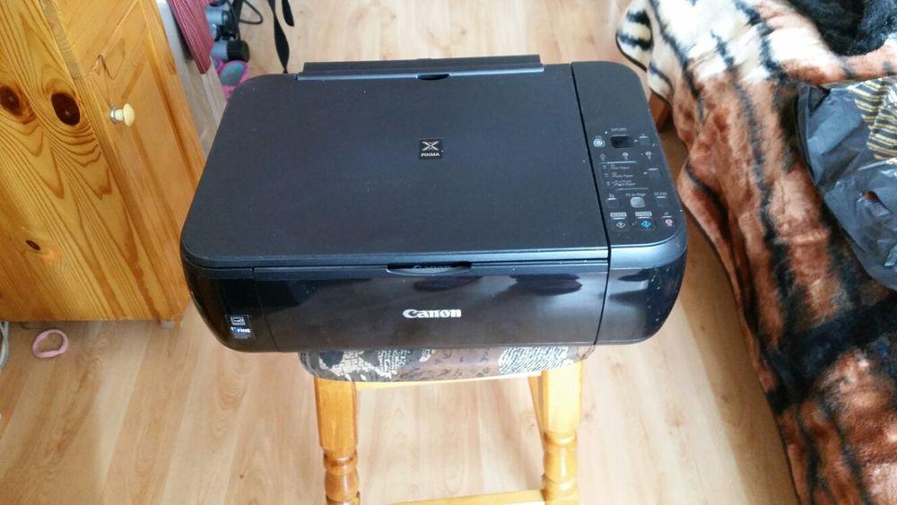 Цветен принтер и ксерокс Canon