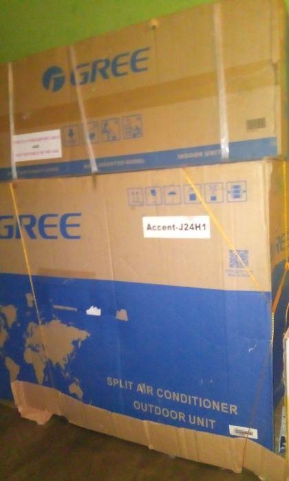 Vendo AC GREE Accent-J24H1 24000BTU