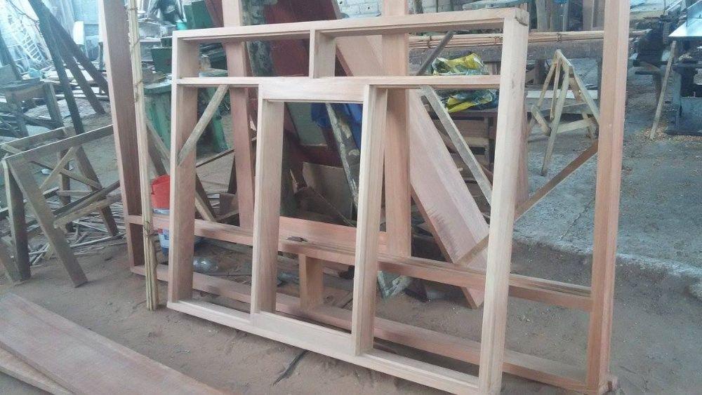 Carpintaria Tivane, venha ver, temos portas, janelas e arros de qualid