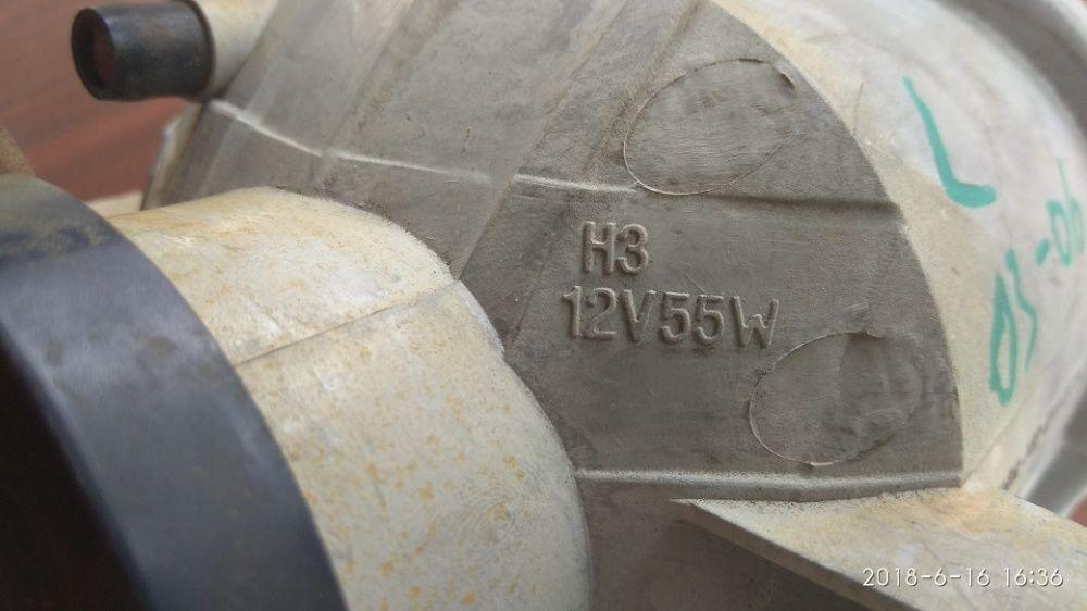 Противотуманные фары на субару Legacy BL/BP? Forester SG.
