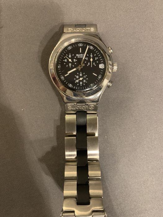 Мужские швейцарские часы Swatch
