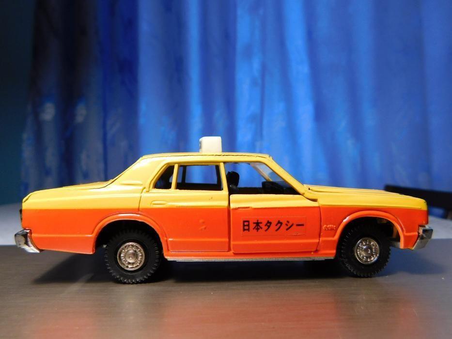 Siku matchbox tomica diapet yonezawa Japonia Toyota Taxi1