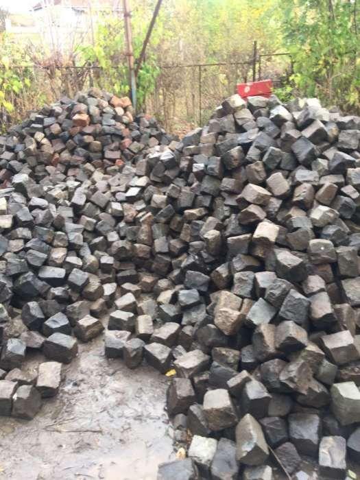 Piatră cubica din granit Hunedoara - imagine 1