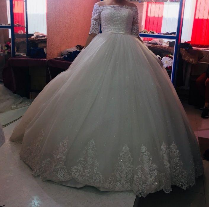Свадебное платье(продажа,прокат)