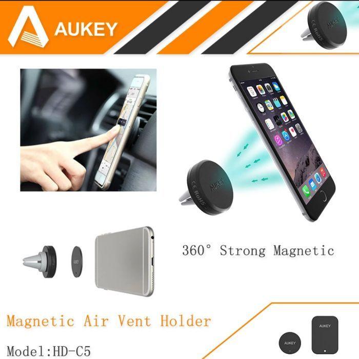 Магнитный держатель для смартфонов