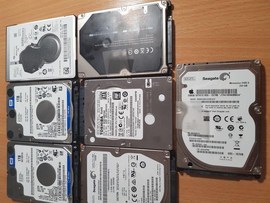 Hard disk-uri Apple MacBook Pro cu MacOS instalat