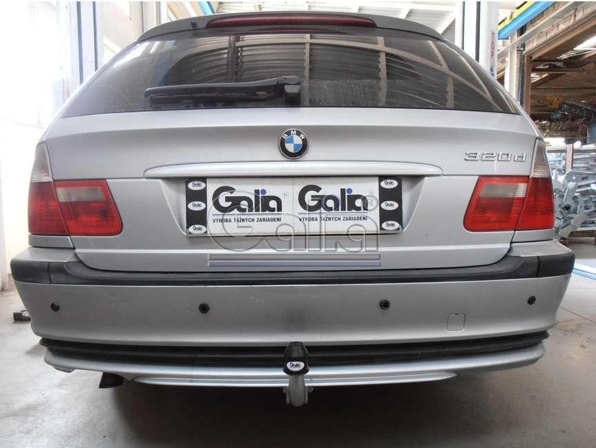 Carlig Remorcare BMW Seria 3 E46