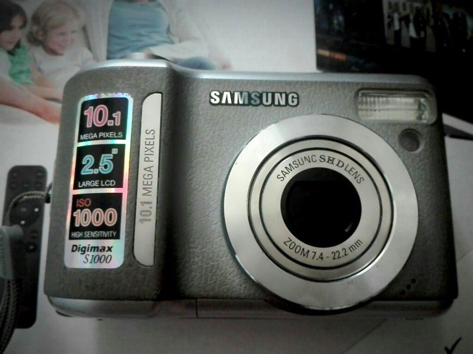 Cameră Samsung Digimax S1000