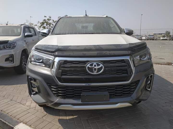 Toyota Hilux Eevolution