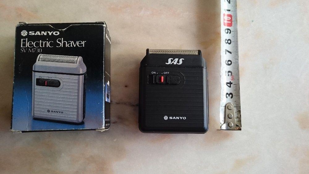 Електрическа самобръсначка (мини) Sanyo на батерии