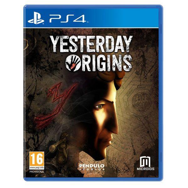Yesterday Origins PS4 - Joc Adventure / Puzzle - Stare IMPECABILA Timisoara - imagine 1