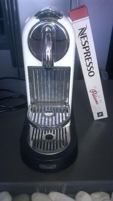 Кафе машина Nespresso CitiZ Delonghi - Бяла