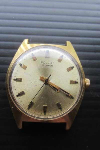 Руски ръчен часовник - poljot