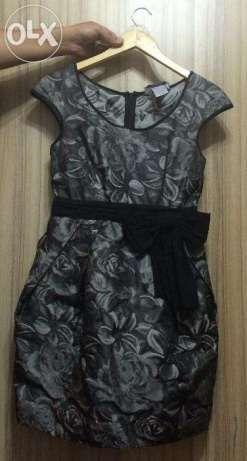 нарядное необычное платье