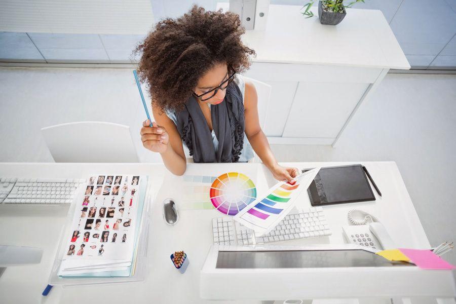 Vaga de trabalho para Designer Gráfico