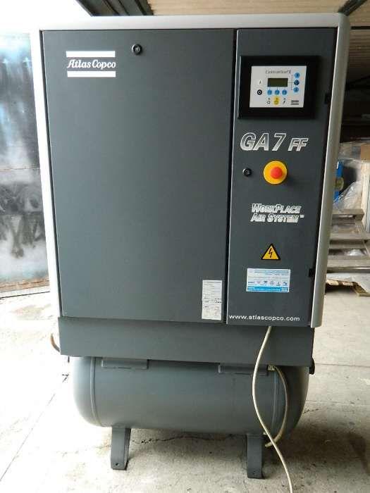 Compresor aer 7,5 kW