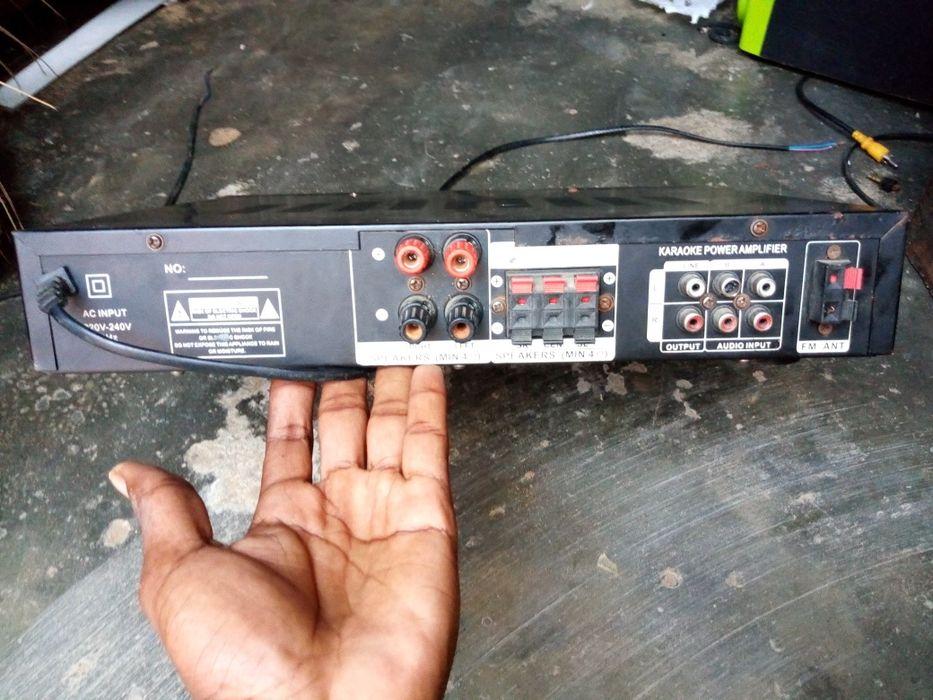 Amplificador da Sony muito potente Bairro Central - imagem 2
