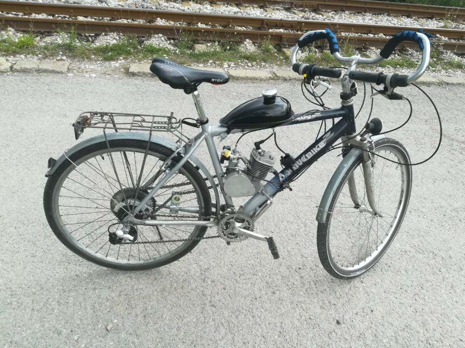 Монтирам бензинов двигател на ваш велосипед гр. София - image 6