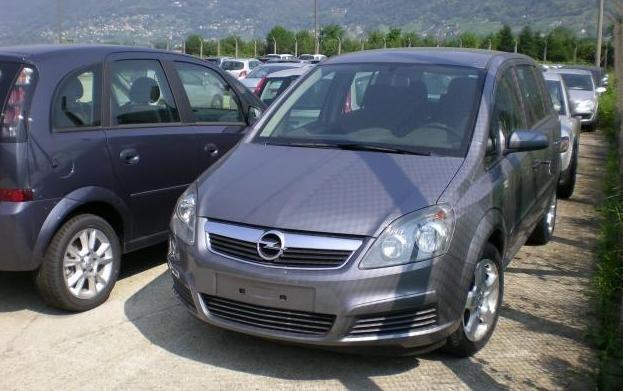 Opel Zafira 1.9CDTI на части