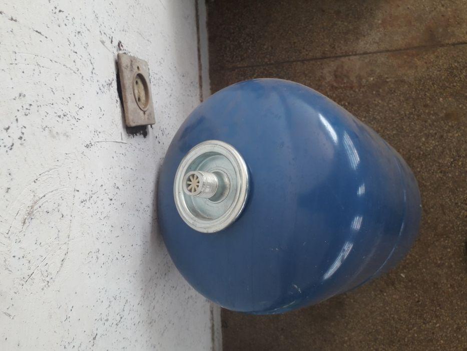 Electrobomba 2 hp com balão de 15 litros