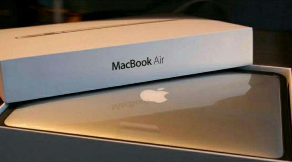 Computador macbook air