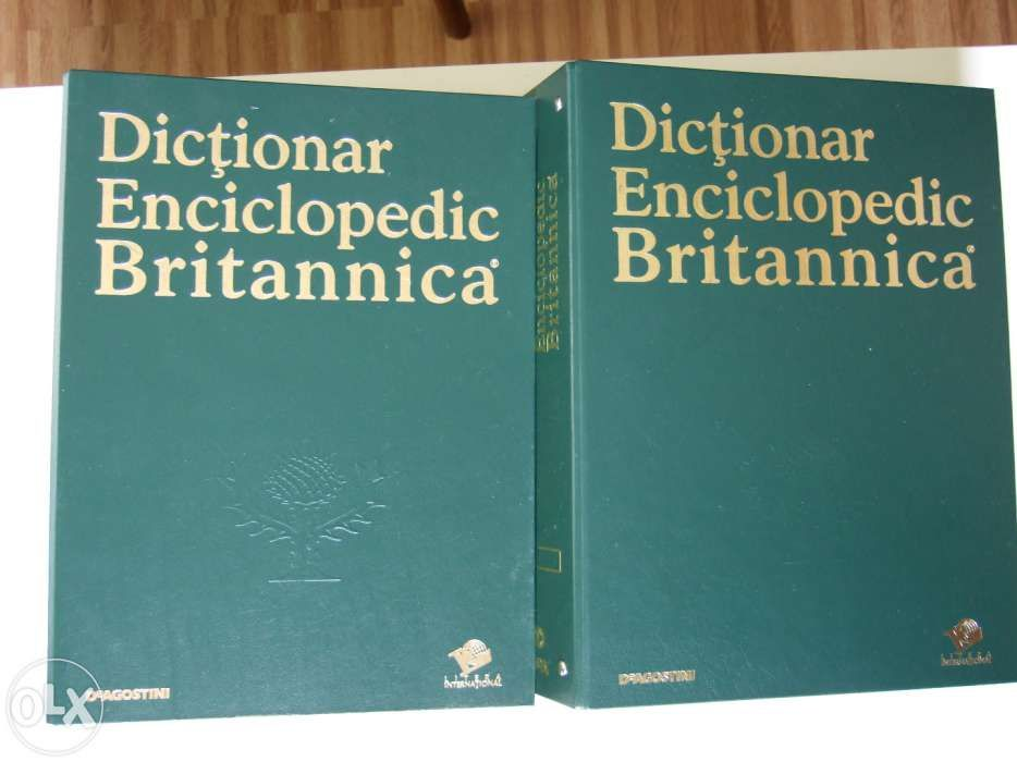 Dictionar Enciclopedic Britannica - DeAgostini