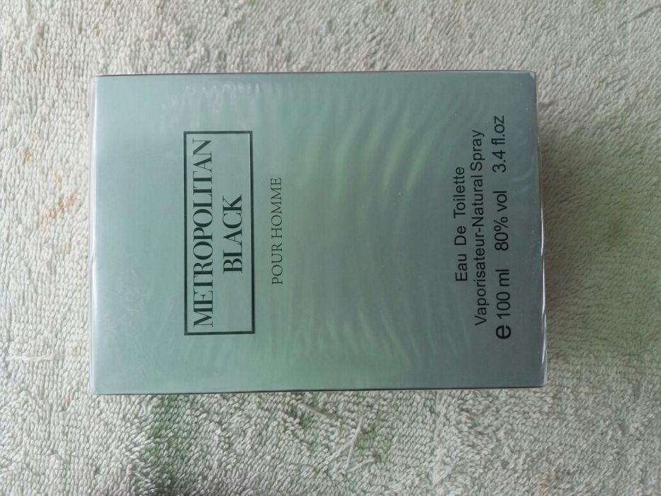 Perfume Metropolitan Black
