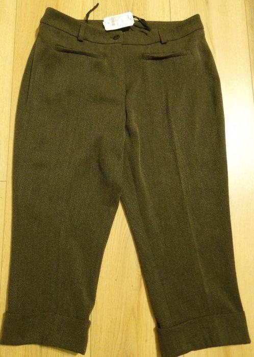 Pantaloni 3/4 noi cu eticheta
