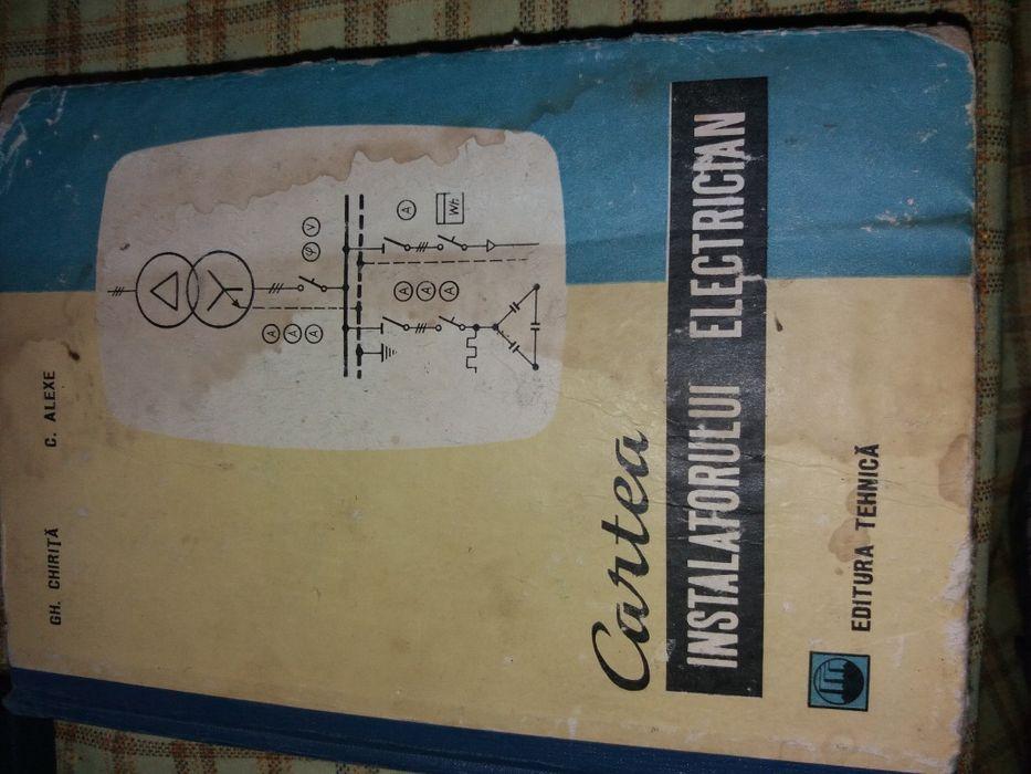 cartea instalatorului electrician chirita