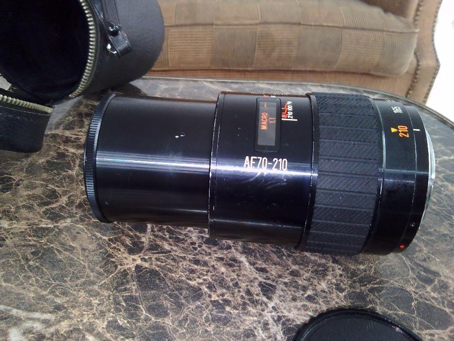 Obiectiv HANIMEX HMC 70-210 1:4.0-5.6 Autofocus Zoom - Sony/Minolta