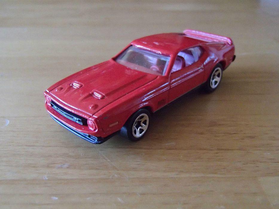 Hot Wheels Ford Mustang 1971 Mach 1 Mattel macheta hotwheels